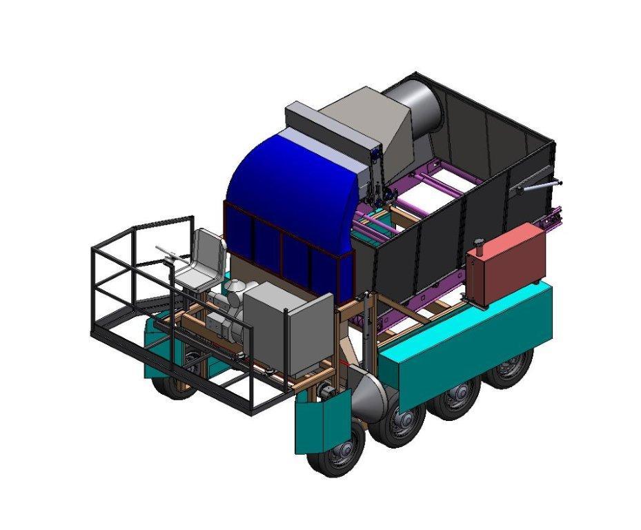 tea 4 chassis